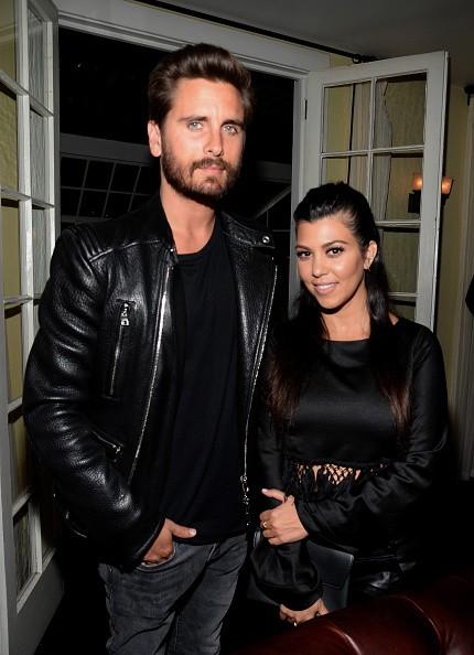 Scott Disick Gets Flirty After Kourtney Kardashian Posts